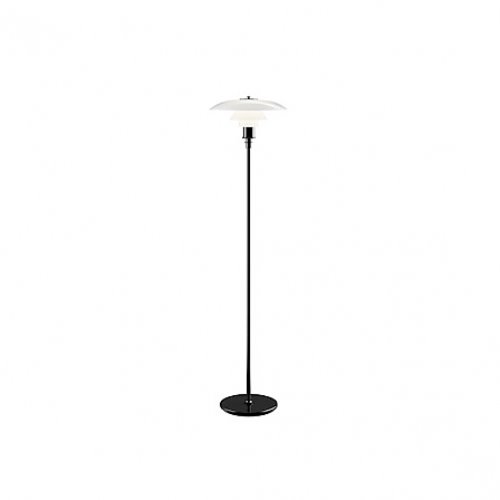 Louis poulsen PH 3½-2½ Floor Lamp Black
